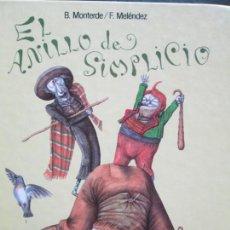 Libri di seconda mano: FRANCISCO MELENDEZ- B. MONTERDE-CUENTOS DEL PASTOR. Lote 132000094