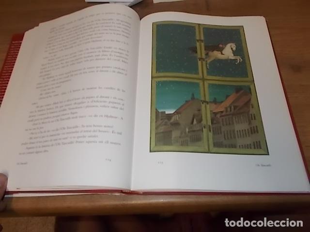 Libros de segunda mano: HANS CHRISTIAN ANDERSEN. CONTES .IL·LUSTRATS PER NIKOLAUS HEIDELBACH. GALÀXIA GUTENBERG . 2004. - Foto 11 - 132123758