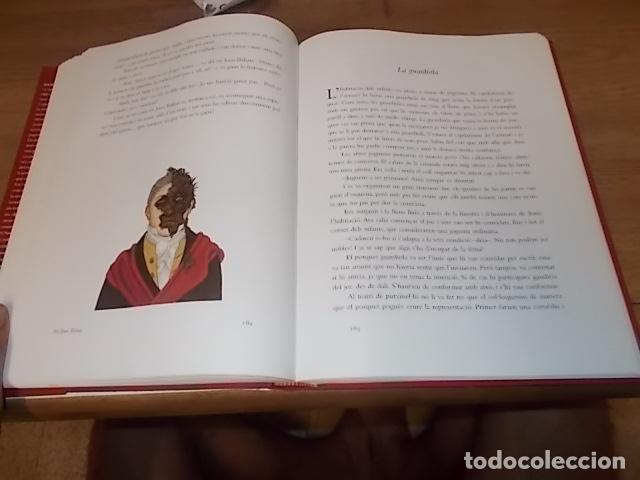 Libros de segunda mano: HANS CHRISTIAN ANDERSEN. CONTES .IL·LUSTRATS PER NIKOLAUS HEIDELBACH. GALÀXIA GUTENBERG . 2004. - Foto 13 - 132123758