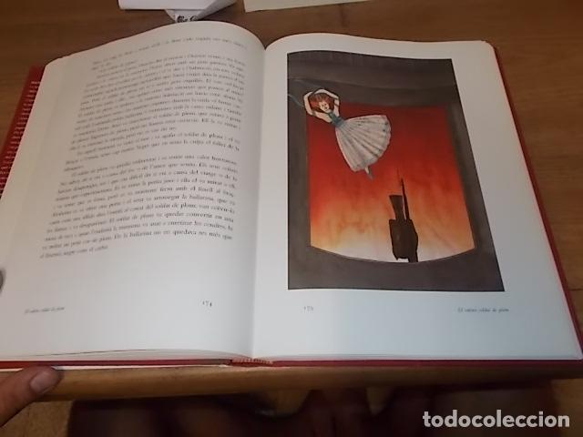 Libros de segunda mano: HANS CHRISTIAN ANDERSEN. CONTES .IL·LUSTRATS PER NIKOLAUS HEIDELBACH. GALÀXIA GUTENBERG . 2004. - Foto 14 - 132123758