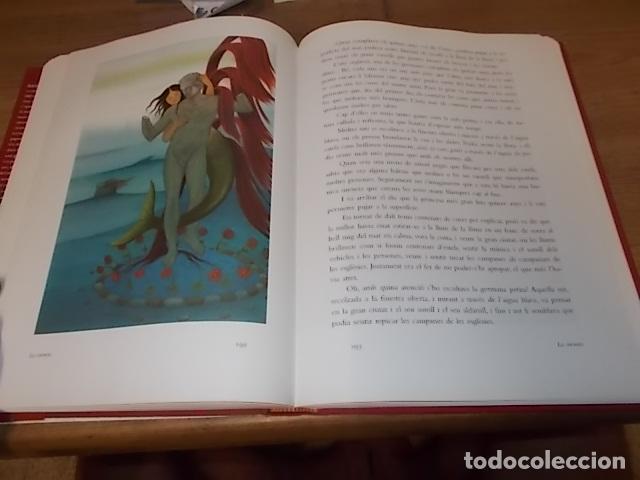 Libros de segunda mano: HANS CHRISTIAN ANDERSEN. CONTES .IL·LUSTRATS PER NIKOLAUS HEIDELBACH. GALÀXIA GUTENBERG . 2004. - Foto 15 - 132123758