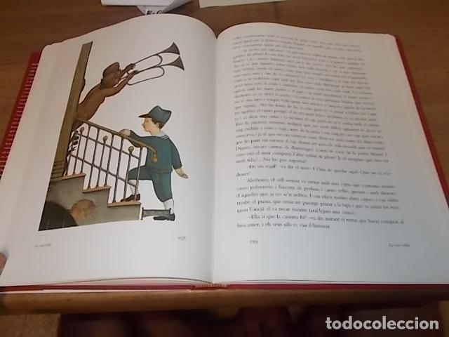 Libros de segunda mano: HANS CHRISTIAN ANDERSEN. CONTES .IL·LUSTRATS PER NIKOLAUS HEIDELBACH. GALÀXIA GUTENBERG . 2004. - Foto 17 - 132123758
