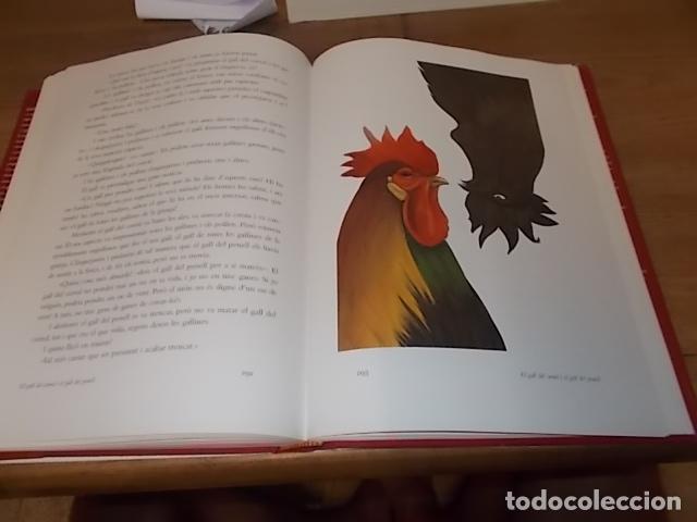 Libros de segunda mano: HANS CHRISTIAN ANDERSEN. CONTES .IL·LUSTRATS PER NIKOLAUS HEIDELBACH. GALÀXIA GUTENBERG . 2004. - Foto 19 - 132123758