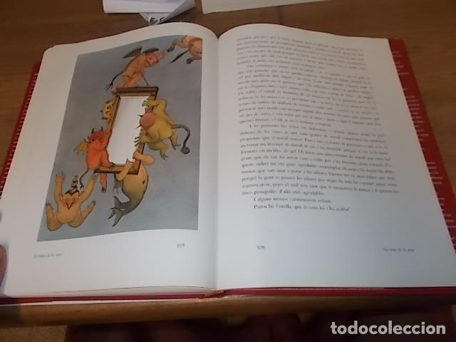 Libros de segunda mano: HANS CHRISTIAN ANDERSEN. CONTES .IL·LUSTRATS PER NIKOLAUS HEIDELBACH. GALÀXIA GUTENBERG . 2004. - Foto 21 - 132123758