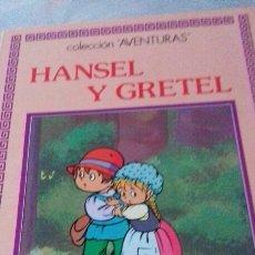 Libros de segunda mano: HANSEL Y GRETEL. Lote 132591847