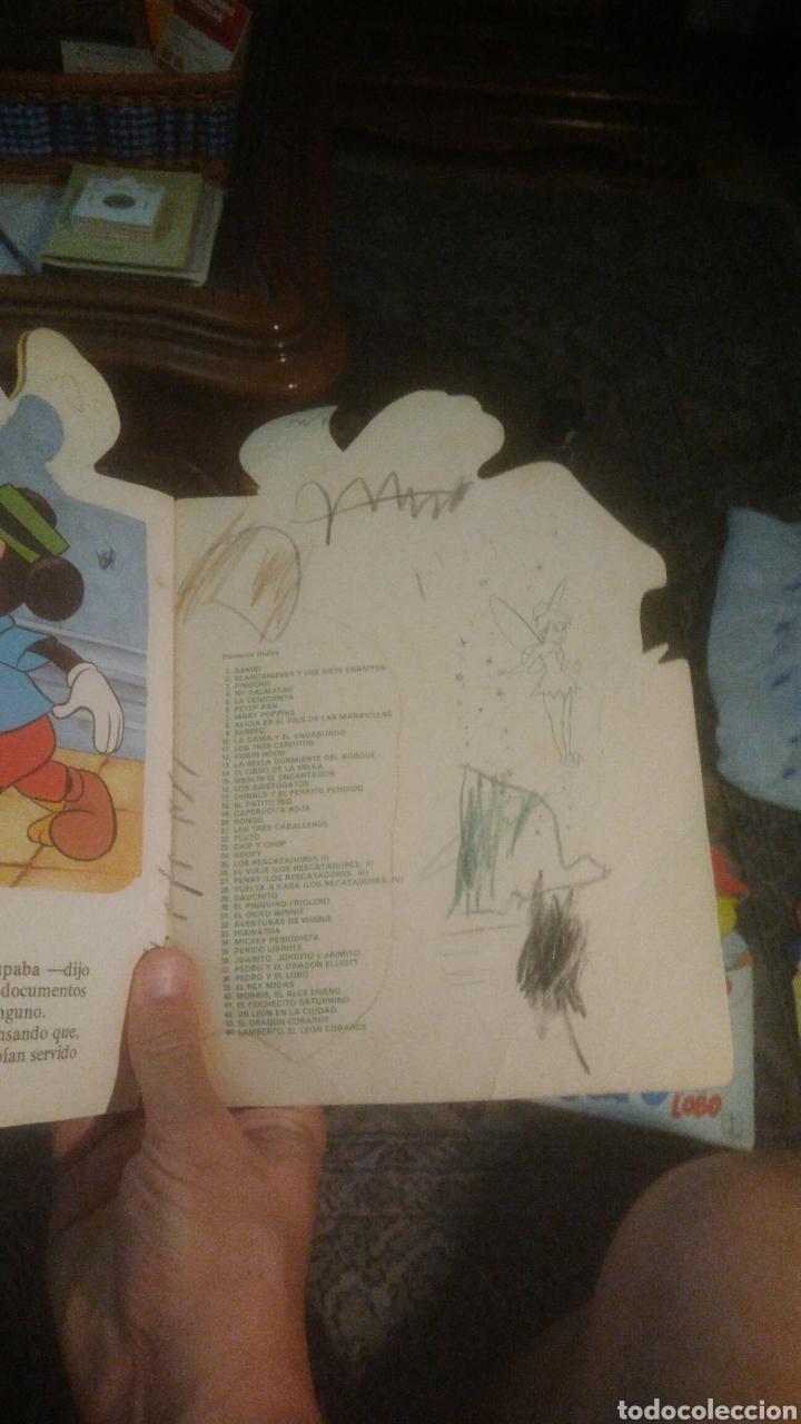 Libros de segunda mano: TORAY 1981. PLUTO. WALT DISNEY. CUENTO TROQUELADO. - Foto 3 - 132699767