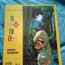 Libros de segunda mano - Cuento El patito Feo cuento silabeado num 3 Serie kinder ed Boga 1972 - 132906927