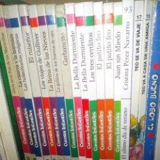 Libros de segunda mano: 10 LIBROS CUENTOS INFANTILES DEL PAÍS. Lote 132976046
