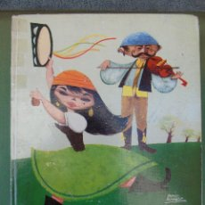 Libros de segunda mano: CUENTOS DE HADAS HUNGAROS. EDITORIAL MOLINO. BARCELONA 1958.. Lote 133022146