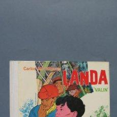 Libros de segunda mano: 1969.- LANDA ¨EL VALÍN¨. CARLOS Mª YDÍGORAS. DONCEL. Lote 133051982