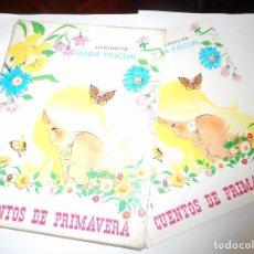 Libros de segunda mano: VV.AA CUENTOS DE PRIMAVERA RTY90084. Lote 133201062