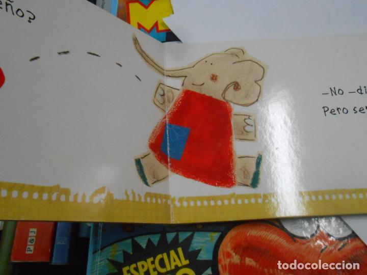 Libros de segunda mano: ¿UN PEQUEÑO QUÉ? - CARRIER, ISABELLE. COLECCION LUCIERNAGA Nº 4. TDK351 - Foto 3 - 133242006