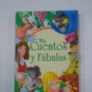 Libros de segunda mano: MIS CUENTOS Y FABULAS. EDICIONES SUSAETA. TDK351. Lote 133242922