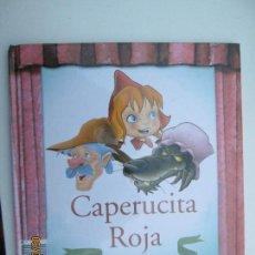 Libros de segunda mano: TEATRO CUENTOS: CAPERUCITA ROJA - NATALIA MOLERO (ADAPTACIÓN DEL CUENTO DE CHARLES PERRAULT). Lote 133482254