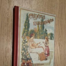 Libros de segunda mano: CUENTOS EXTRAORDINARIOS. S. CALLEJA. EDAF. 2003. Lote 133592326