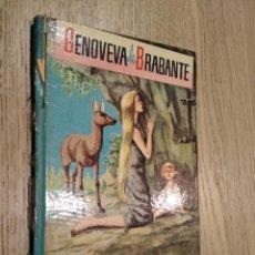 Libros de segunda mano: GENOVEVA DE BRABANTE. J.C.SCHMIZ. Nº 10. VASCO AMERICANA 1962. Lote 133592494