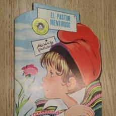 Libros de segunda mano: EL PASTOR MENTIROSO. MARIA PASCUAL. EDICIONES TORAY 1985. Lote 133684774