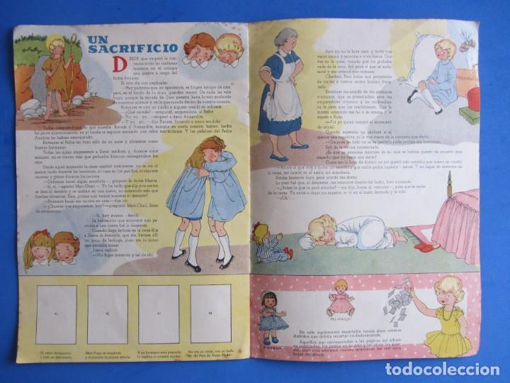 Libros de segunda mano: Cosas de Mari-Pepa Ilstraciones María Claret. I.G. Valverde S.A. San Sebastián. 1956 - Foto 3 - 133838802