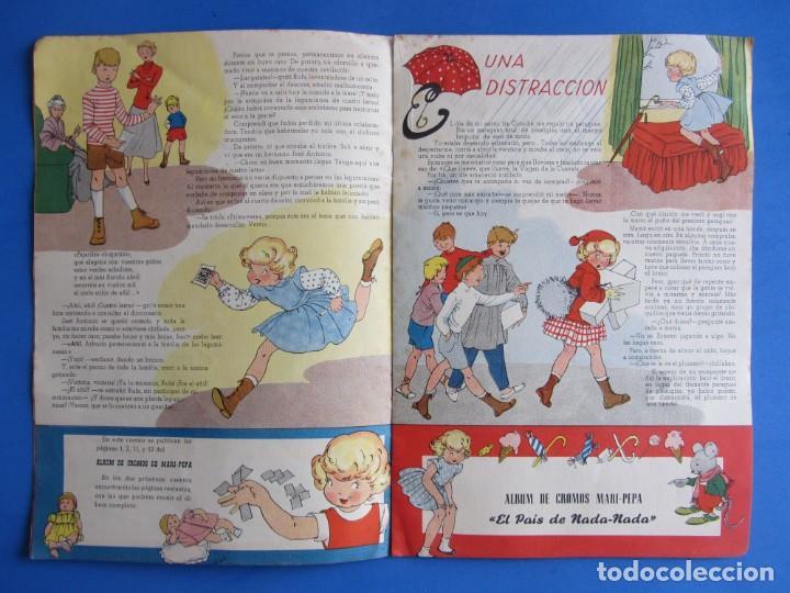 Libros de segunda mano: Cosas de Mari-Pepa Ilstraciones María Claret. I.G. Valverde S.A. San Sebastián. 1956 - Foto 4 - 133838802