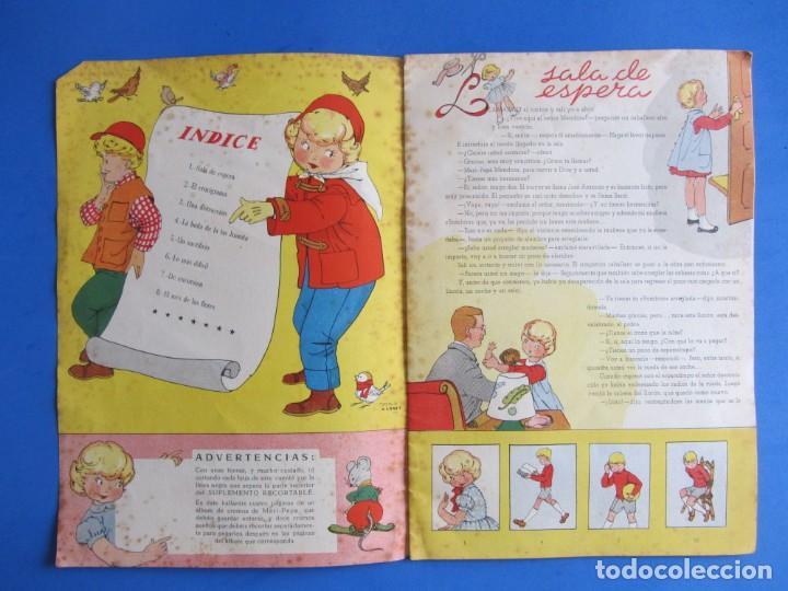 Libros de segunda mano: Cosas de Mari-Pepa Ilstraciones María Claret. I.G. Valverde S.A. San Sebastián. 1956 - Foto 5 - 133838802