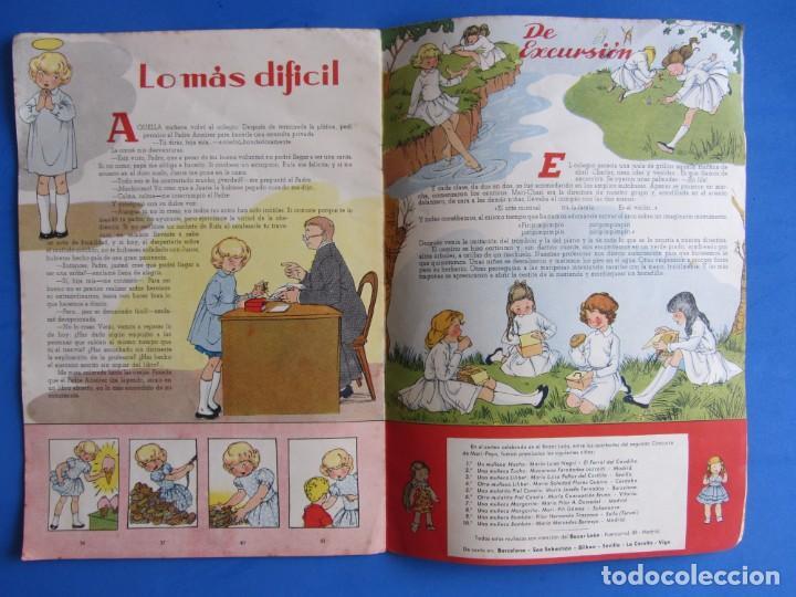 Libros de segunda mano: Cosas de Mari-Pepa Ilstraciones María Claret. I.G. Valverde S.A. San Sebastián. 1956 - Foto 8 - 133838802