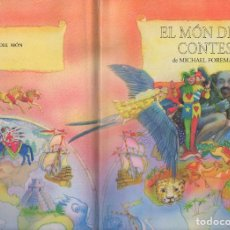 Libros de segunda mano: EL MON DELS CONTES. Lote 133941506