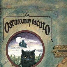 Libros de segunda mano: OSCURO, MUY OSCURO RUTH BROWN OCEANO TRAVESIA NUEVO DE LIBRERIA A ESTRENAR. Lote 133954334