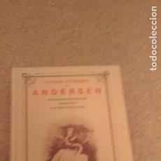 Libros de segunda mano: CUENTOS ESCOGIDOS DE ANDERSEN. Lote 134057654