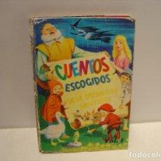Libros de segunda mano: CUENTOS ESCOGIDOS DE LA LITERATURA UNIVERSAL VOL. I - COLECCIÓN COQUITO - SUSAETA 1965. Lote 134123046