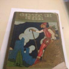 Libros de segunda mano: CUENTOS DE GRIMM.BIBLIOTECA PERLA ,ED.SATURNINO CALLEJA.. Lote 134791185