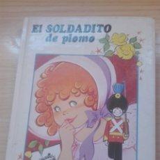 Libros de segunda mano: LIBRO CUENTO EL SOLDADITO DE PLOMO - COLECCION MINIBIBLIOTECA - SUSAETA - NÚMERO 9- AÑO 1986. Lote 135024890