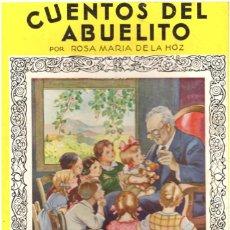 Libros de segunda mano: CUENTOS DEL ABUELITO. Lote 135320626
