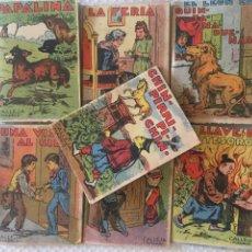Libros de segunda mano: MINI CUENTOS DE CALLEJA ANTIGUOS, SIETE CUENTOS ANTIGUOS. Lote 135322289