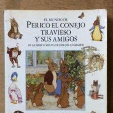 Libros de segunda mano: EL MUNDO DE PERICO EL TRAVIESO Y SUS AMIGOS, BEATRIX POTTER. Lote 135452190