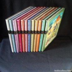 Libros de segunda mano: COLECCIÓN CUENTA CUENTOS BILINGÜE (OBRA COMPLETA DE 12 VOLUMENES) (ESPAÑOL-INGLES): SIGNO EDITORES. Lote 135651591