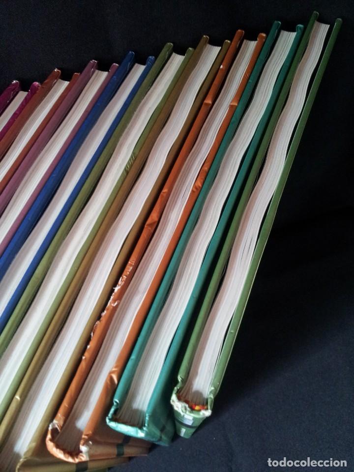 Libros de segunda mano: COLECCIÓN CUENTA CUENTOS BILINGÜE (OBRA COMPLETA DE 12 VOLUMENES) (ESPAÑOL-INGLES): SIGNO EDITORES - Foto 2 - 135651591
