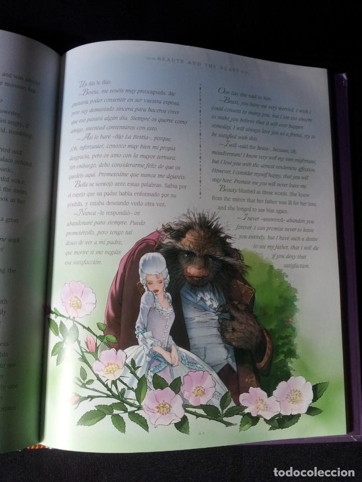 Libros de segunda mano: COLECCIÓN CUENTA CUENTOS BILINGÜE (OBRA COMPLETA DE 12 VOLUMENES) (ESPAÑOL-INGLES): SIGNO EDITORES - Foto 11 - 135651591