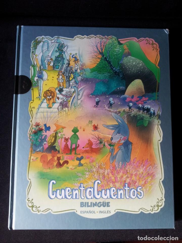 Libros de segunda mano: COLECCIÓN CUENTA CUENTOS BILINGÜE (OBRA COMPLETA DE 12 VOLUMENES) (ESPAÑOL-INGLES): SIGNO EDITORES - Foto 15 - 135651591