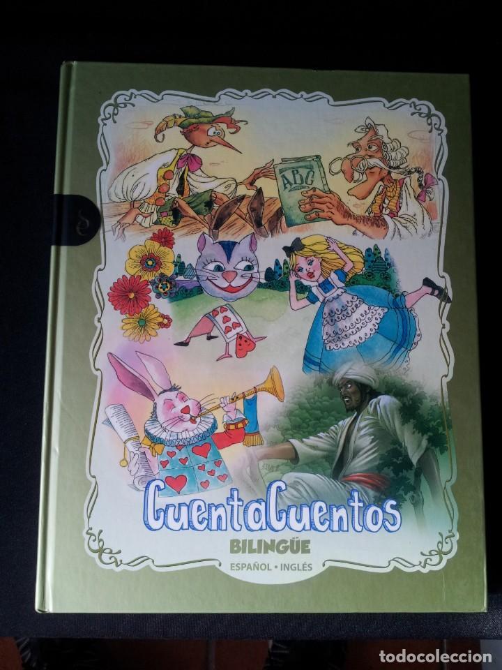 Libros de segunda mano: COLECCIÓN CUENTA CUENTOS BILINGÜE (OBRA COMPLETA DE 12 VOLUMENES) (ESPAÑOL-INGLES): SIGNO EDITORES - Foto 20 - 135651591