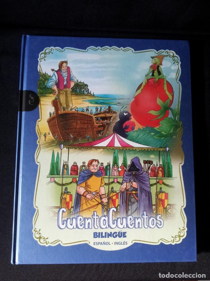 Libros de segunda mano: COLECCIÓN CUENTA CUENTOS BILINGÜE (OBRA COMPLETA DE 12 VOLUMENES) (ESPAÑOL-INGLES): SIGNO EDITORES - Foto 24 - 135651591