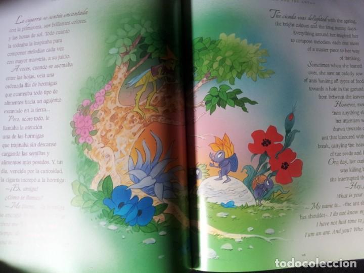 Libros de segunda mano: COLECCIÓN CUENTA CUENTOS BILINGÜE (OBRA COMPLETA DE 12 VOLUMENES) (ESPAÑOL-INGLES): SIGNO EDITORES - Foto 26 - 135651591