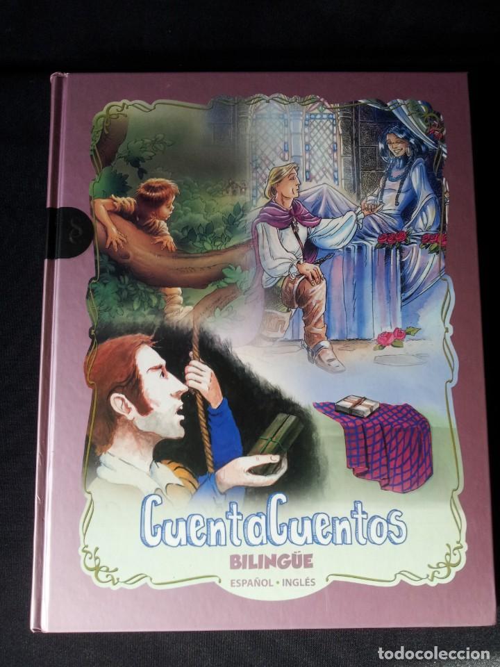 Libros de segunda mano: COLECCIÓN CUENTA CUENTOS BILINGÜE (OBRA COMPLETA DE 12 VOLUMENES) (ESPAÑOL-INGLES): SIGNO EDITORES - Foto 28 - 135651591