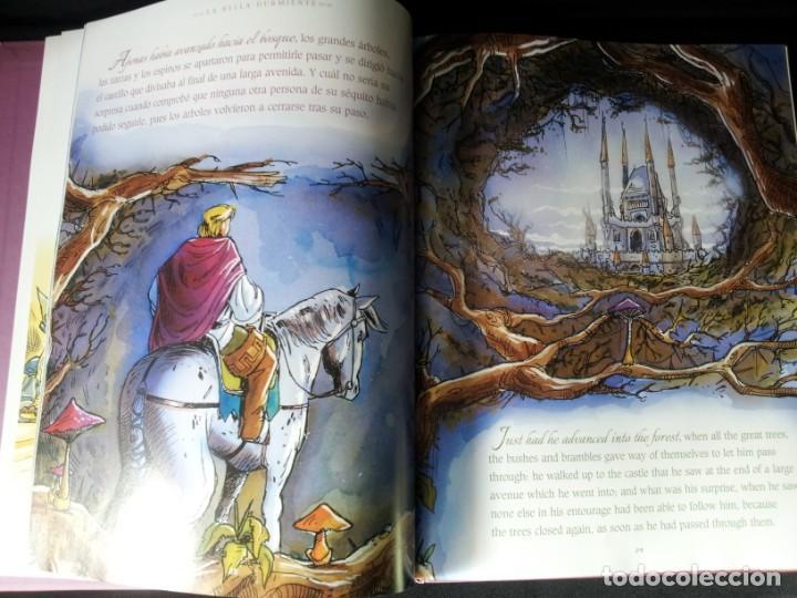 Libros de segunda mano: COLECCIÓN CUENTA CUENTOS BILINGÜE (OBRA COMPLETA DE 12 VOLUMENES) (ESPAÑOL-INGLES): SIGNO EDITORES - Foto 31 - 135651591