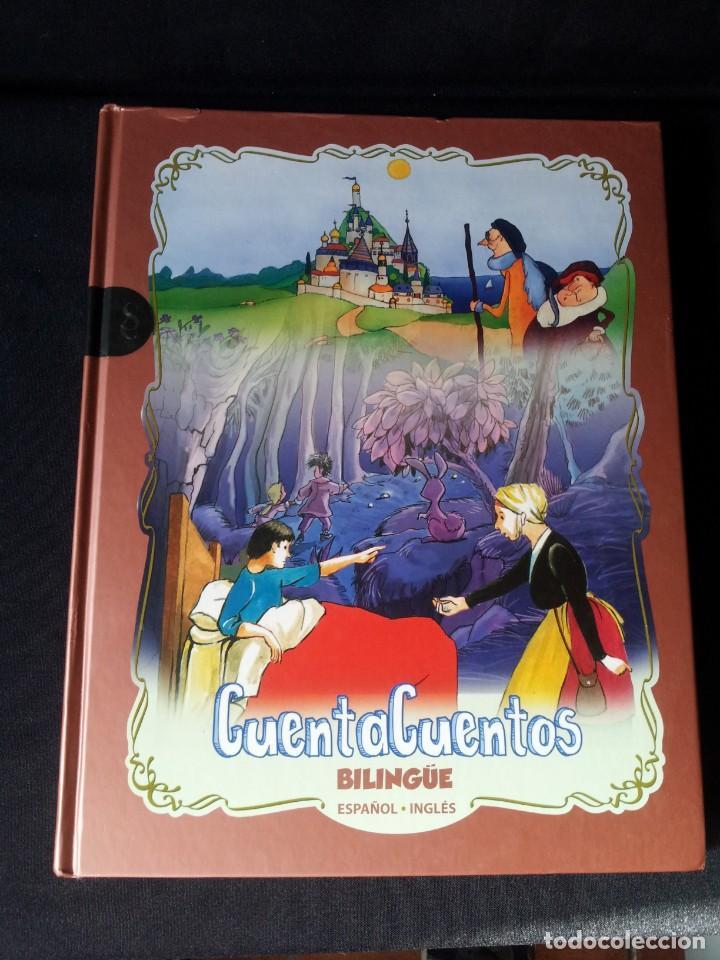 Libros de segunda mano: COLECCIÓN CUENTA CUENTOS BILINGÜE (OBRA COMPLETA DE 12 VOLUMENES) (ESPAÑOL-INGLES): SIGNO EDITORES - Foto 33 - 135651591