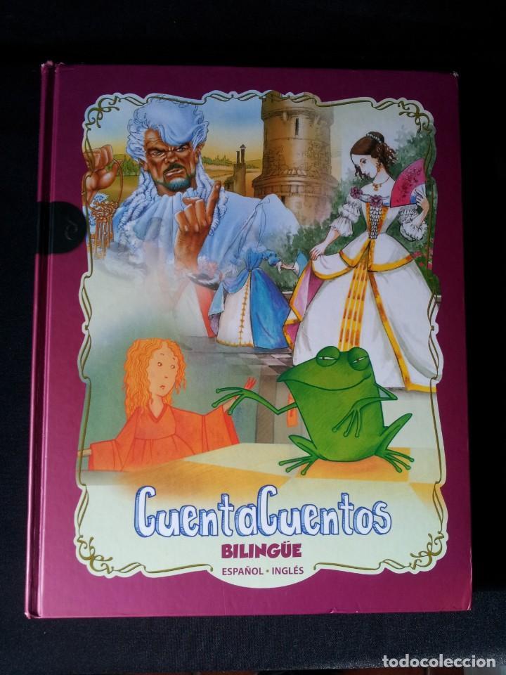 Libros de segunda mano: COLECCIÓN CUENTA CUENTOS BILINGÜE (OBRA COMPLETA DE 12 VOLUMENES) (ESPAÑOL-INGLES): SIGNO EDITORES - Foto 38 - 135651591