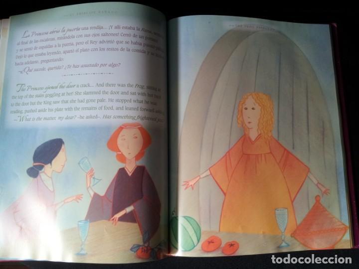 Libros de segunda mano: COLECCIÓN CUENTA CUENTOS BILINGÜE (OBRA COMPLETA DE 12 VOLUMENES) (ESPAÑOL-INGLES): SIGNO EDITORES - Foto 41 - 135651591