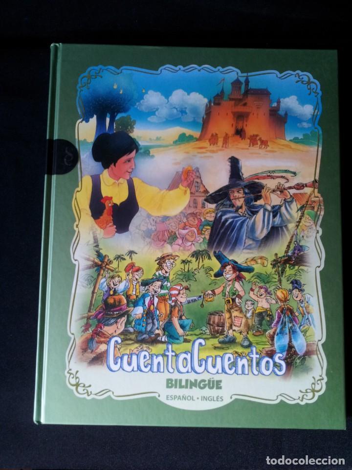 Libros de segunda mano: COLECCIÓN CUENTA CUENTOS BILINGÜE (OBRA COMPLETA DE 12 VOLUMENES) (ESPAÑOL-INGLES): SIGNO EDITORES - Foto 43 - 135651591