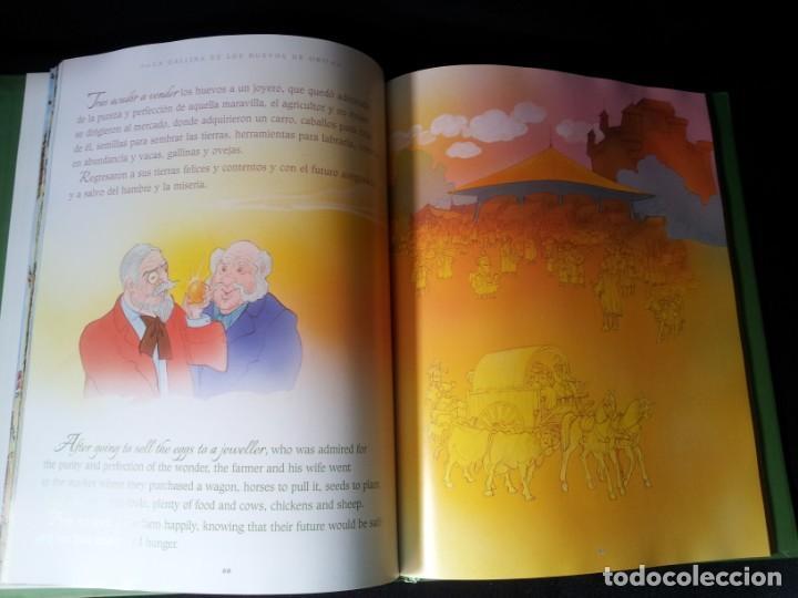 Libros de segunda mano: COLECCIÓN CUENTA CUENTOS BILINGÜE (OBRA COMPLETA DE 12 VOLUMENES) (ESPAÑOL-INGLES): SIGNO EDITORES - Foto 45 - 135651591