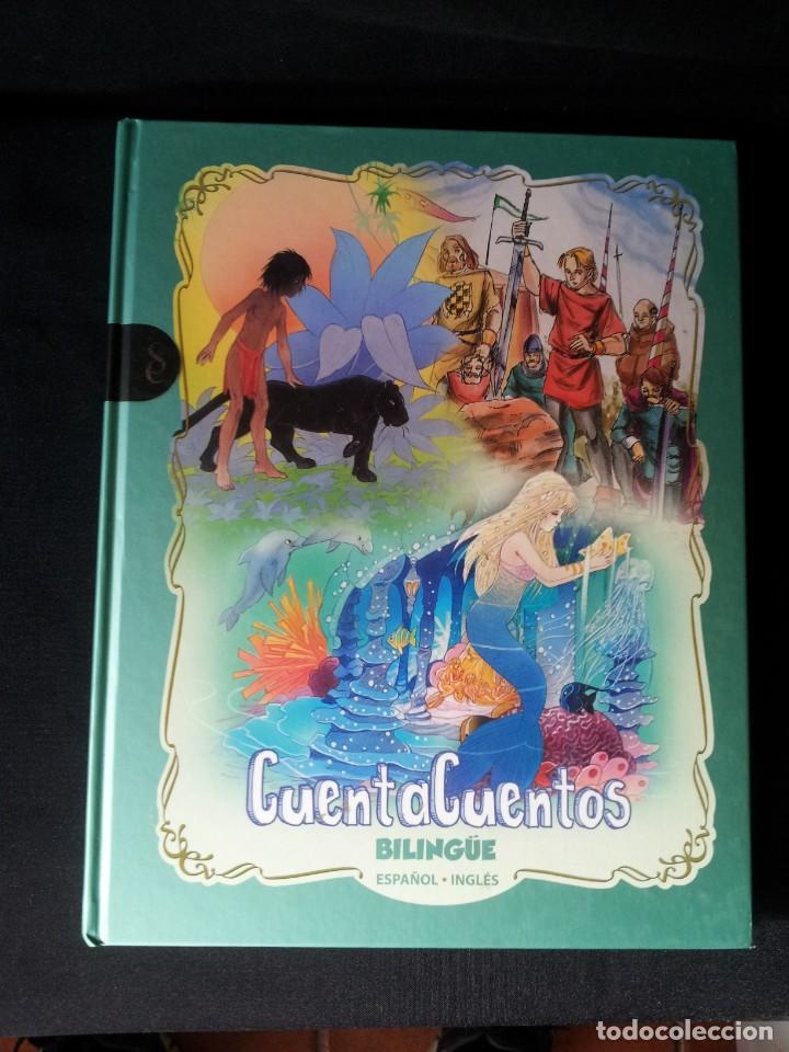 Libros de segunda mano: COLECCIÓN CUENTA CUENTOS BILINGÜE (OBRA COMPLETA DE 12 VOLUMENES) (ESPAÑOL-INGLES): SIGNO EDITORES - Foto 48 - 135651591
