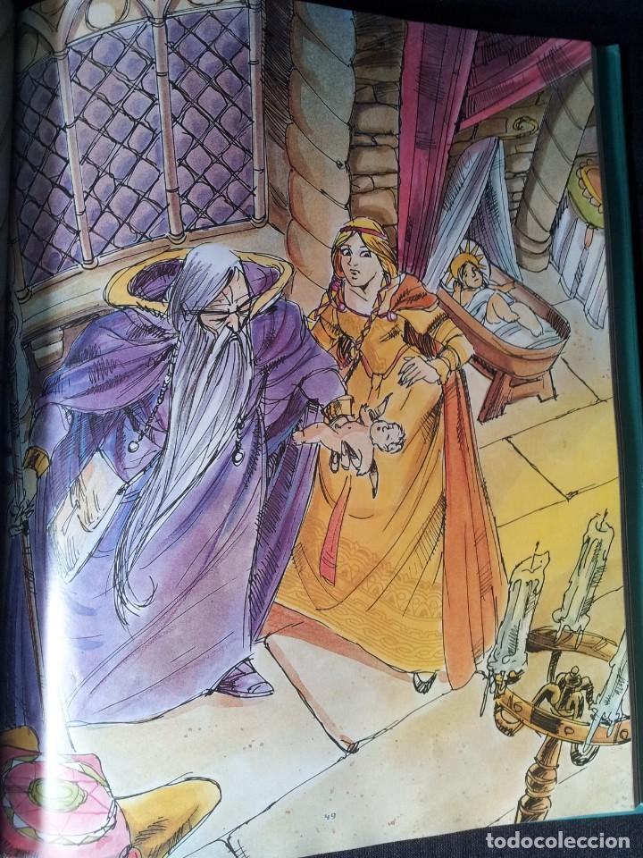 Libros de segunda mano: COLECCIÓN CUENTA CUENTOS BILINGÜE (OBRA COMPLETA DE 12 VOLUMENES) (ESPAÑOL-INGLES): SIGNO EDITORES - Foto 50 - 135651591